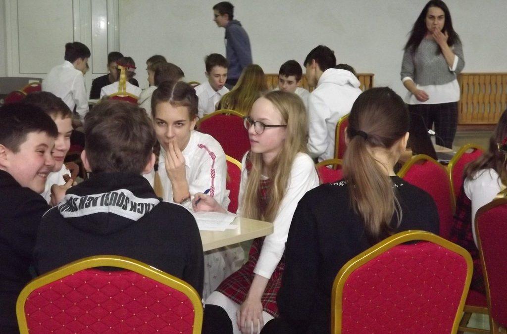 Spotkanie dzieci z Janem Brzechwą