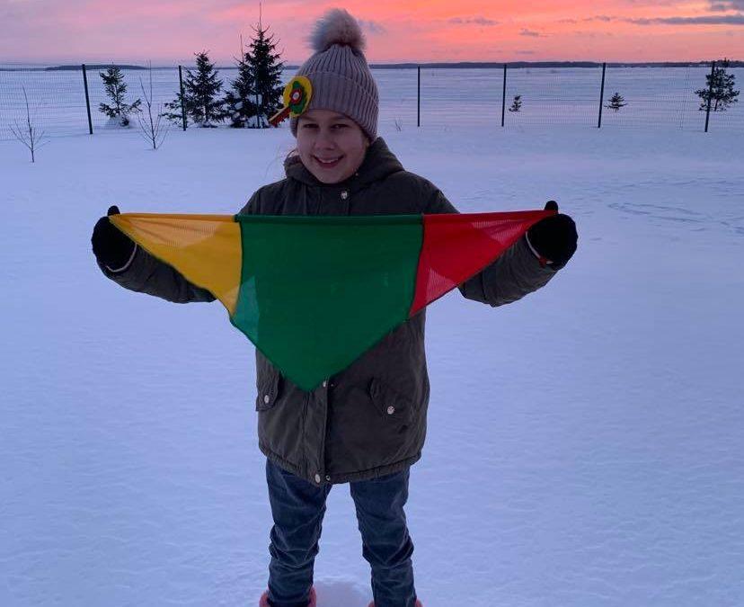Kokia nuostabi, Lietuva esi…